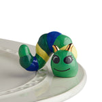 NEW Nora Fleming Inch Worm St. Jude Mini