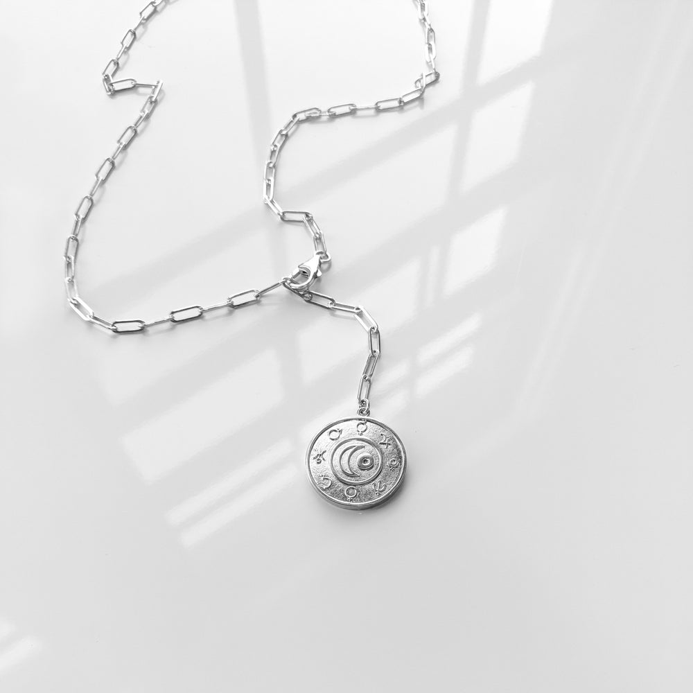 Thatch Alchemy Lariat Sterling Silver