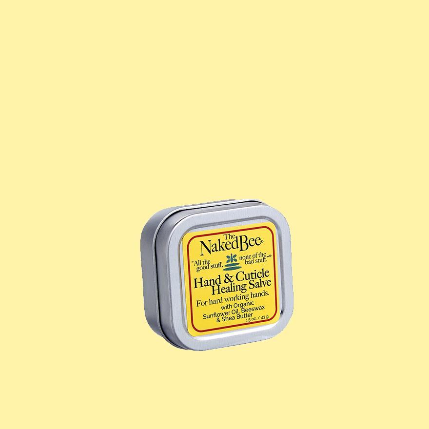 The Naked Bee Hand & Cuticle Healing Salve
