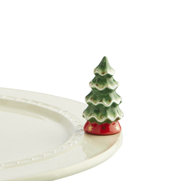 Nora Fleming Mini O' Tannenbaum (vintage christmas tree)