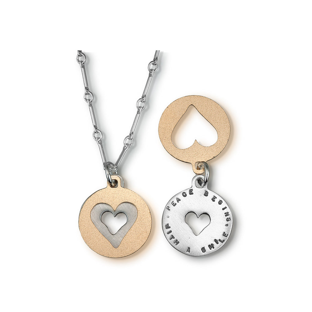 Mother Theresa Smile… Necklace