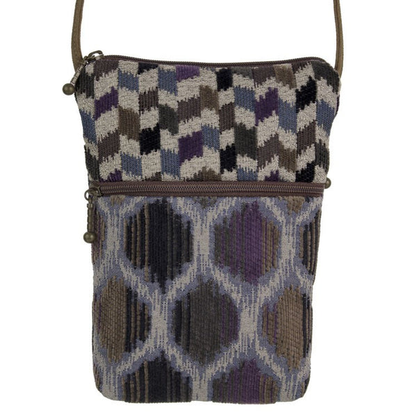 Maruca Sprout Cross Body Chenille Hex