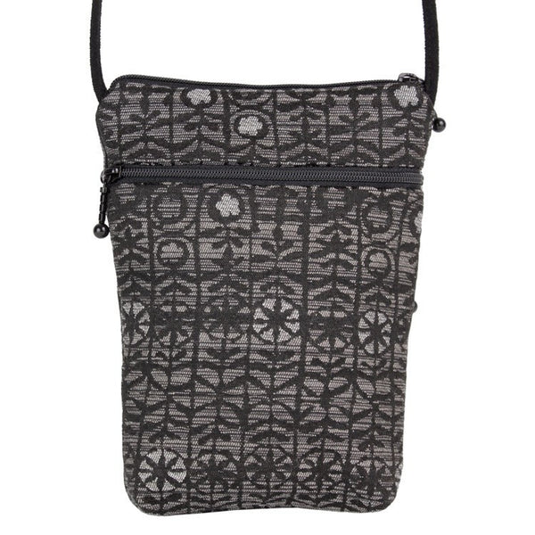 Maruca Sprout Cross Body Hedge Black