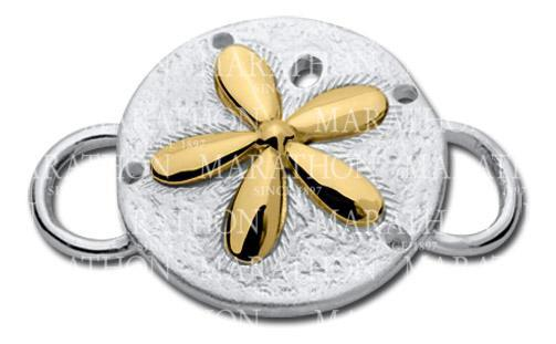 LeStage 14k Sand Dollar Clasp ZB5630