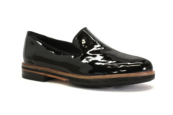 C & J CLARK FRIDA LOAFER - NOIR - FF20.18501