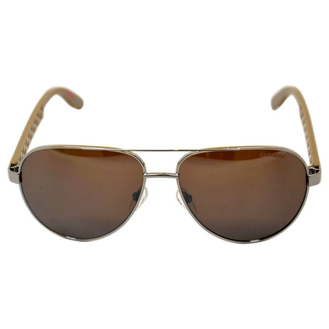 Carrera Carrera 5009/S 0TO8G Ruthenium/Brown Silver Mirror