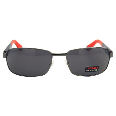 Carrera Carrera 8004 0RRTD - Dark Ruthenium Blue Polarized