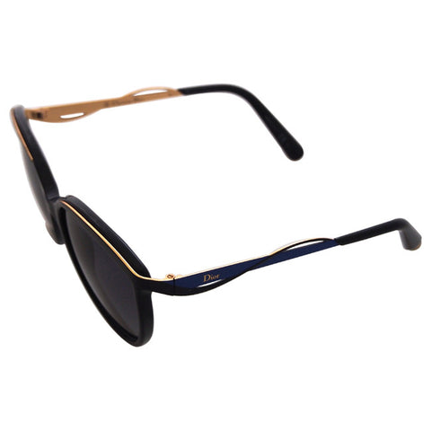 Christian Dior Dior Metaleyes 1/S 6OAHD - Black/Blue Gold