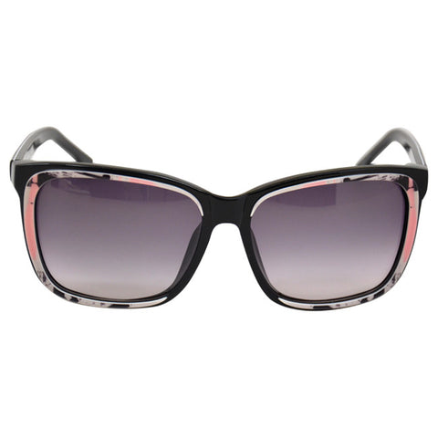 Diesel DL0008 Acetate 05B Black White Pink Smoke