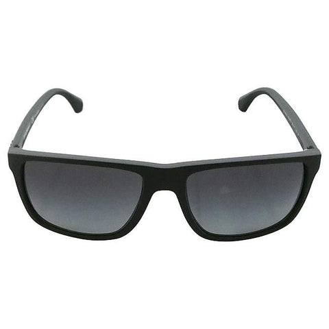 Emporio Armani EA 4033 5229/T3 - Black/Grey Polarized