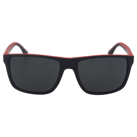 Emporio Armani EA 4033 5324/87 - Black/Red Rubber