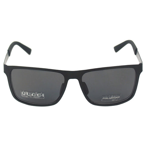 Gucci GG 2238/S PDERA - Semi Matte Black Polarized