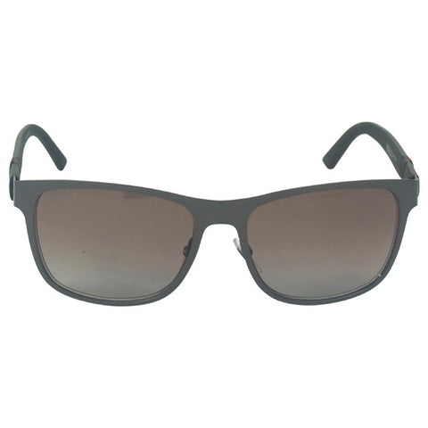 Gucci GG 2247/S 4VFLA - Matte Gray Polarized