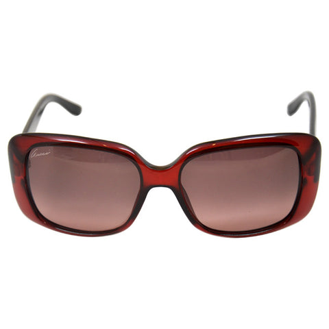 Gucci GG 3577/S WH3DZ - Acetate Red