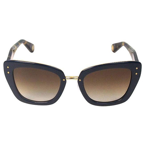 Marc Jacobs MJ 506/S ONUCC - Blue Gold Havana/Brown Shaded