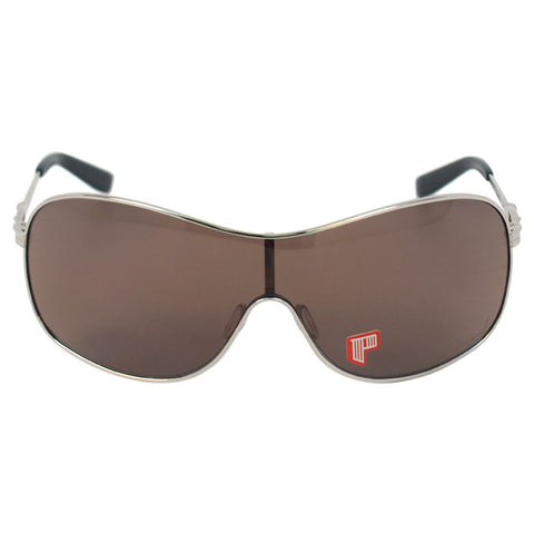 Oakley Collected OO4078-07 - Polished Chrome/OO Grey Polarized