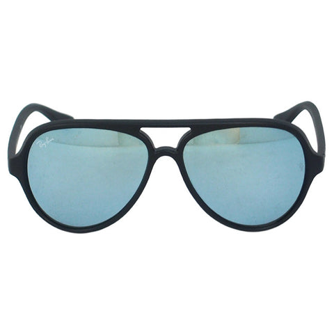 Ray Ban RB 4125 CATS 5000 601-S/30 - Matte Black