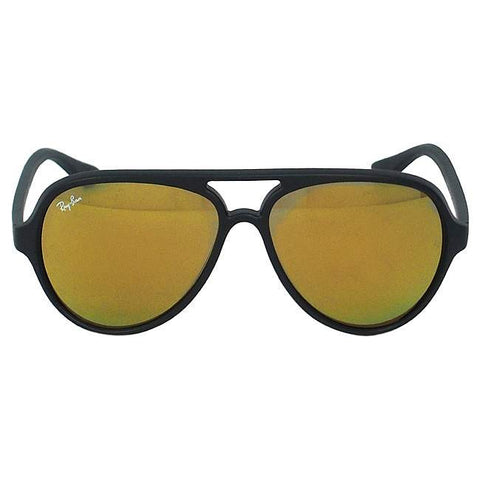 Ray Ban RB 4125 CATS 5000 601-S/93 - Matte Black