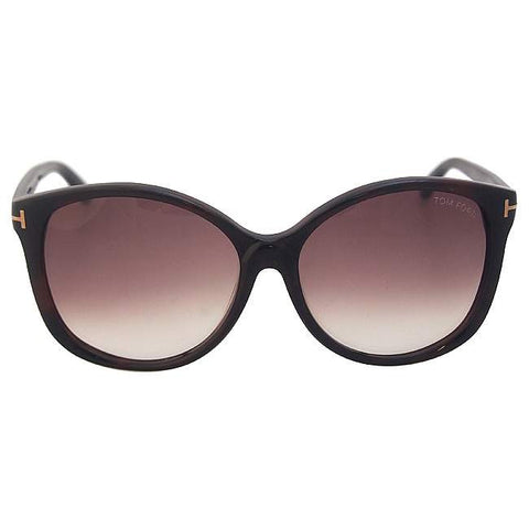 Tom Ford FT0275 Alicia 52F - Dark Havana