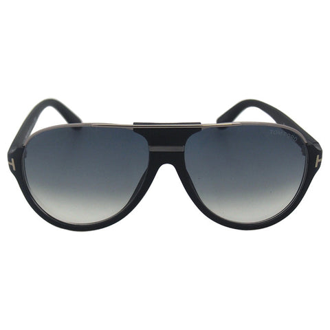 Tom Ford TF 334 Dimitry 02W - Shiny Black