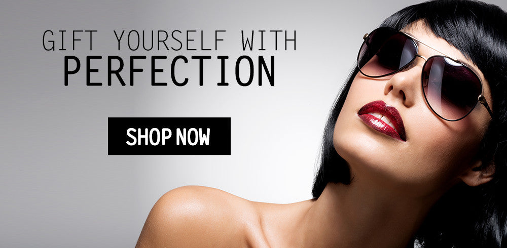 Gift yourself with perfection