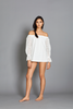 Camila Off-the-Shoulder Blouse
