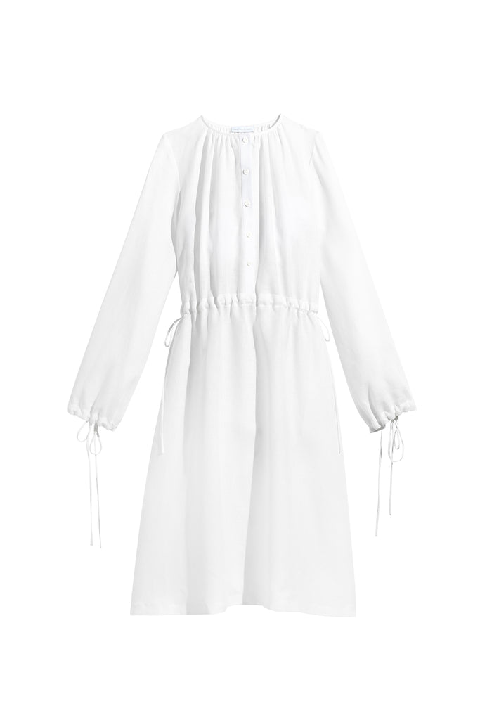 Danielle Fichera - Resort 2020 - Aida Dress II in White