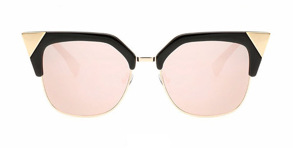 SALMA ROSE GOLD SUNNIES