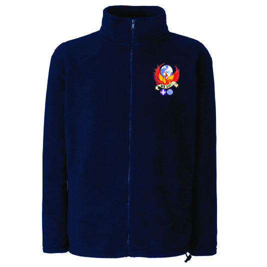 WS Adult Zip Fleece
