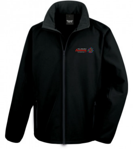 Adult Softshell Jacket (new)