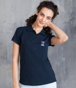 Ladies Double Pique Polo Shirt