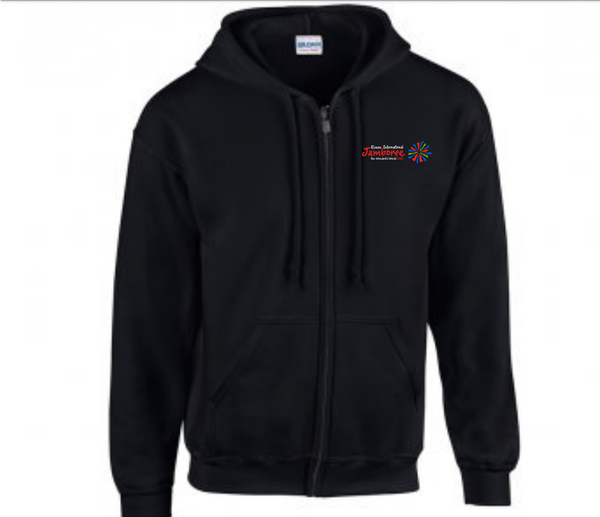 Adult Zipped Hoody (new)