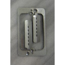 Low Voltage Metal Mounting Bracket (drywall mount electrical size)
