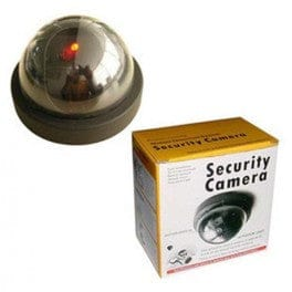 Dummy Security Camera with motion sensor 11.5CM