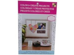 "Cardstock Printed Blossoms 6""x8"" 65 Sheet Color & Create Projects Dcwv"