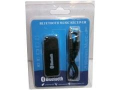 Bluetooth audio receiver, with 3.5 m-m cord
