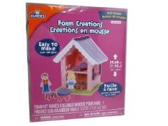 Foam Creations Doll House Elmer's