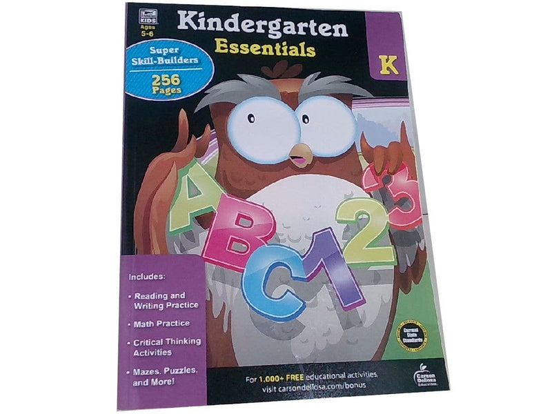 Book Learning Essentials Kindergarden