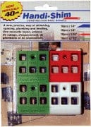 handi shim bag of 40 Assorted pieces