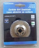 Carbide grit sawblade 2-9/16