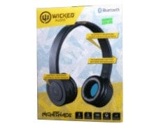 Headset Bluetooth Rechargeable Battery Wicked Audio