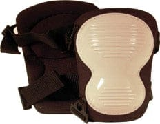 Knee pad deluxe hard shell