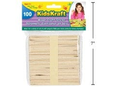 popsicle sticks 80 pc time 4 crafts