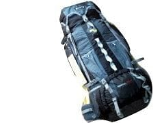 Killarney pack backpack 85 plus 5 litres