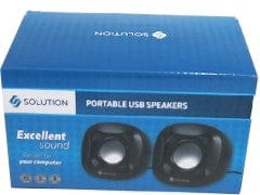 Speakers USB Portable 6W