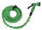 Garden hose set expands up to 50 foot 15m quick coupling and nozzle included