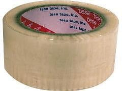 packing tape 48mmx100m clear   6/9.99