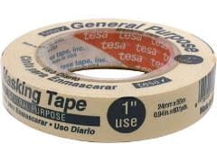 masking  tape 24mmx60 (1 inch) wrapped