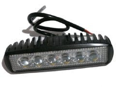 "Flood Light LED 18W 2""x6"" (8481)"