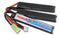 Tenergy Battery - LiPo 11.1V 1000mAh 20c Triple Split Style